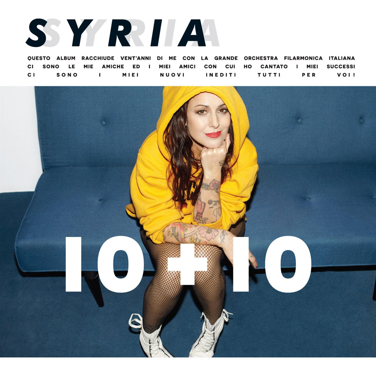 [10's] Syria - Lontana Da Te (2017) Syria%20-%2010%20%2B%2010